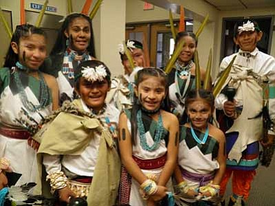 Hopi dancers. Peter Zwagerman/Photo