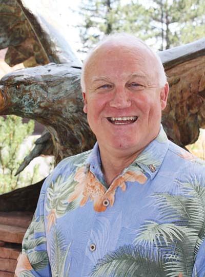 Tusayan Mayor Greg Bryan. Photo/WGCN