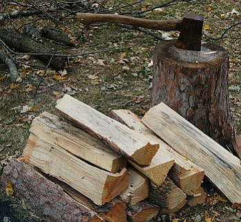The removal of fuelwood is permitted only from National Forest lands on the district for which the permit is issued.