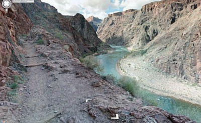 A portion of the Colorado River. Photo/WGCN