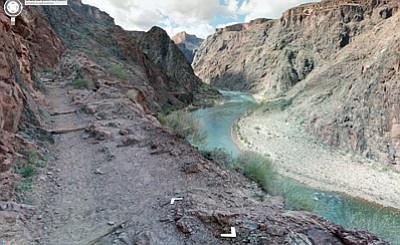 A portion of the Colorado River. Photo/WGCN