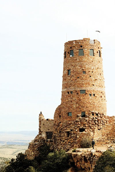 Desert View Watchtower. Loretta Yerian/WGCN
