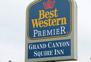 Best Western Premier Grand Canyon Squire Inn in Tusayan welcomes David P. Chavez as its new general manager. File Photo