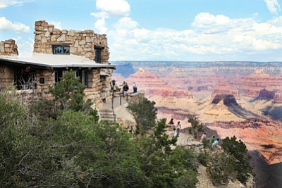 The National Park Service will offer several fee free days in 2016. File photo