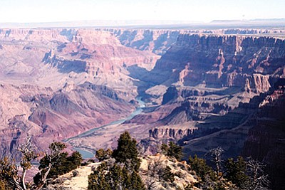 In 2015 American Rivers named the Colorado River the most endangered river in the United States. Loretta Yerian/WGCN