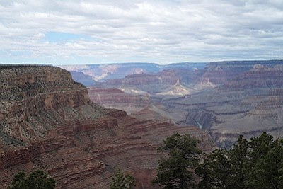 In 2015, Grand Canyon National Park (GCNP)spent $584 million in communities near the park. File photo
