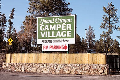 Under a new agreement between the town of Tusayan and Stilo Development Group USA, Stilo is able to move forward with limited commercial development at Camper Village and Tusayan can begin building 20 housing units at Ten X property. Loretta Yerian/WGCN