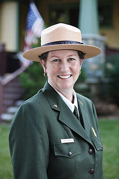 On July 19 NPS announced  Christine Lehnertz as Grand Canyon's new superintendent. Photo/NPS