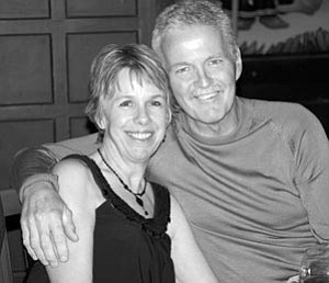 Peggy and Marcus Fuhrman