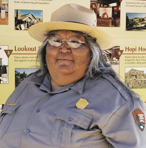 Phyllis Kachinhongva