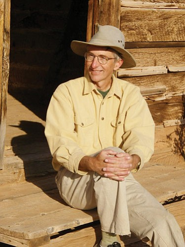 Author Frederick Swanson speaks this weekend on pioneering outfitter David Rust.