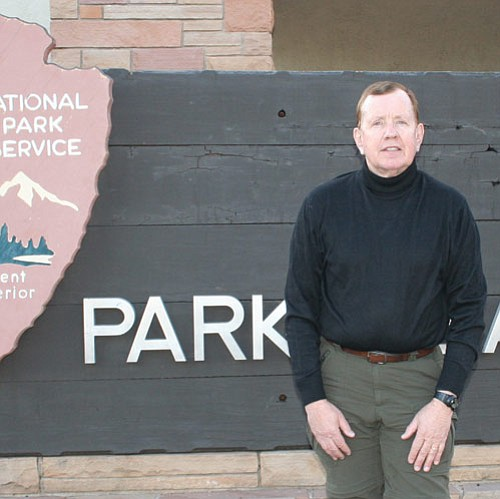 Bob Audretsch retired after nearly 20 years as an interpretive ranger, most of them at Grand Canyon National Park.