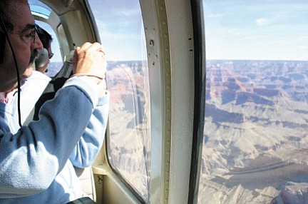 An air tour can be one of the most exciting ways to experience the Canyon.