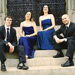 <br>Courtesy photo<br> The Enso String Quartet