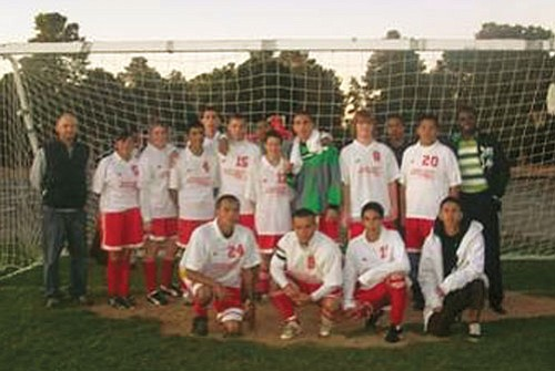 <br>Submitted photo<br> Pictured from left to right, top to bottom, are Phantoms Coach Greg Cain, Katreena Haswood, Molly Struble, Jose Jaime, Daniel Rodriguez, Travis Dauphinias, Johnny Pintor, Luke Streit, Alex Rodriquez, Chris Vessey, Larrin Talas, Dustin Curley, Coach Paul Akan, Daniel Celis (team captain), Cuco Jaime (team captain), Jerman Valerio and DuVaughn Boone