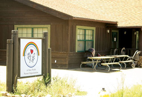 <br>Patrick Whitehurst/WGCN<br> Fundraisers have helped secure a succesful transition to the Montessori curriculum at the Grand Canyon's Kaibab Learning Center.