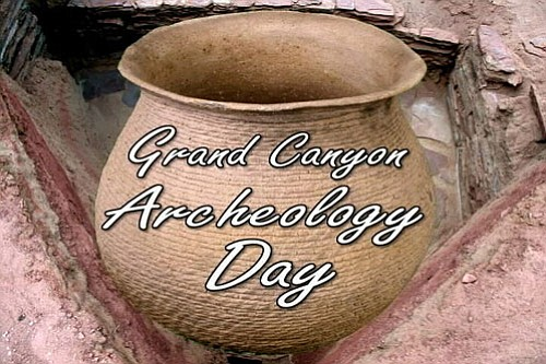 <br>Mike Quinn/National Park Service<br> Archeology Day will be held at the Grand Canyon National Park March 27.
