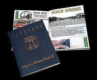 <br>Photo courtesy Hualapai Toursim<br> Peach Springs is among the locations featured in the new Arizona Route 66 Passport.