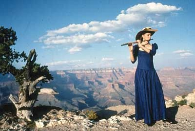 Clare Hoffman, pictured above,  along with her husband Robert Bonfiglio, brought the festival to the Grand Canyon 27 years ago.<br /><br /><!-- 1upcrlf2 --><br /><br /><!-- 1upcrlf2 -->