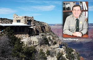 Submitted photo</br><br /><br /><!-- 1upcrlf2 -->Mount Rainier Superintendent David Uberuaga begins his post as Superintendent of Grand Canyon National Park in mid-July.