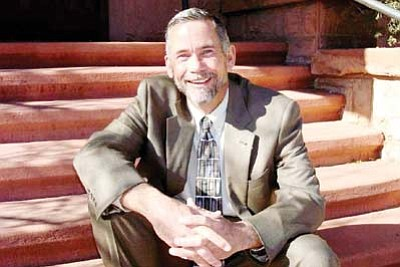 Submitted photo<br>  Coconino County Attorney David Rozema is seeking a second term.