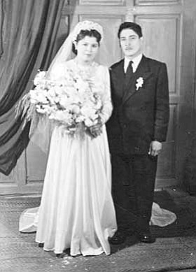 Roberto and Luz Ortiz were married Sept. 30, 1951