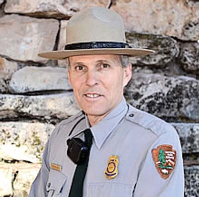 NPS photo<br> Ken Phillips will head a newly established Search and Rescue Academy.