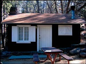 The Cabins At Hualapai Mountain Park Are Being Remodeled By Area Youths  Through The Mohave County