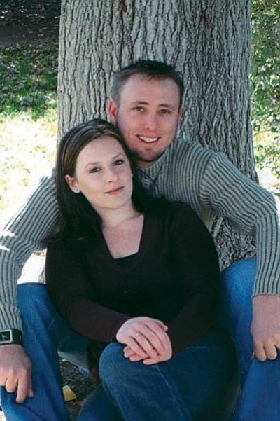 Kathleen Charlesworth and Christopher Hanson