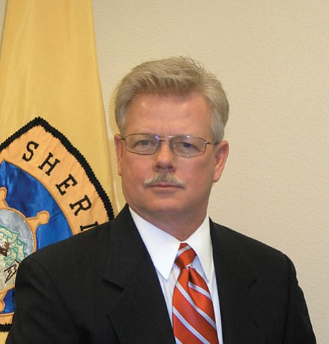Sheriff Tom Sheahan