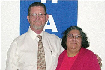 Courtesy<br><br> Dan and Jan Messersmith began their employment at Mohave Community College three decades ago