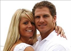 Melissa Mullane and Kyle Von Tersch