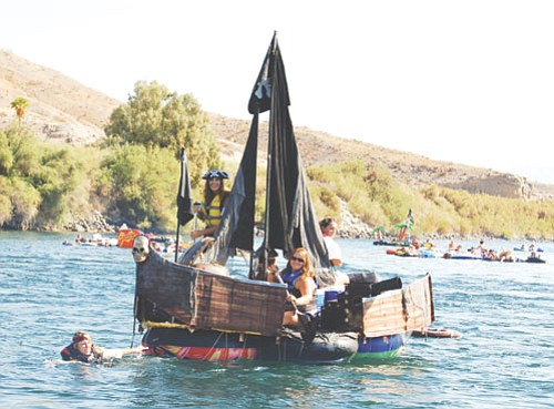 Bullhead City/Courtesy<br><br> Bullhead City's 2007 River Regatta recently won the Community or Neighborhood Special Events award from the Arizona Parks and Recreation Awards Committee.