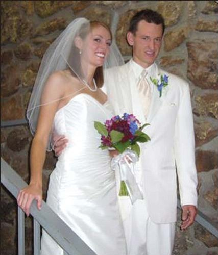 Jennifer Naasz and Cody Thompson