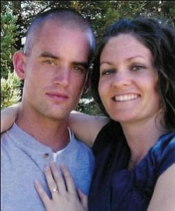 Kirk Varga and Laura Bryan