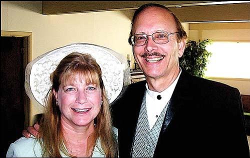 Joseph and Barbara Kuzma
