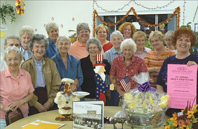 Courtesy<br><br> The Kingman Care Unit is hosting its arts and crafts fair this weekend at the Fairgrounds.