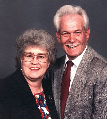 Merle and Kathy Quimby