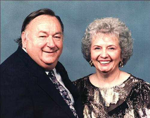 Robert and Rita Maderick