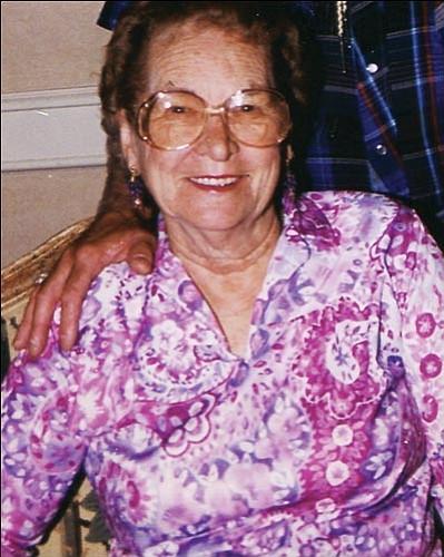 Gladys Powlis