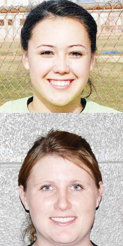 Top: Tara Chavez; Bottom: Sarah Murphy