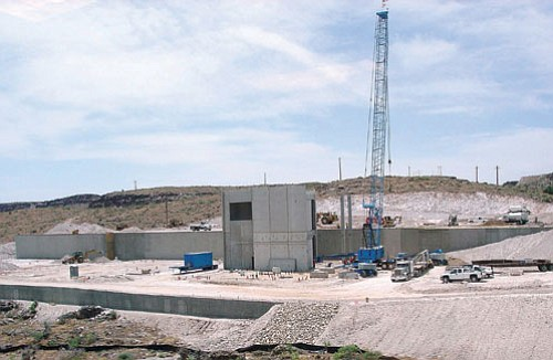 Mohave County/Courtesy<br><Br> Construction delays will postpone the opening of the new county jail until April.