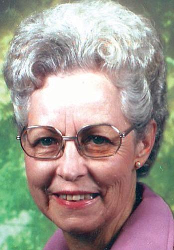 Helen 'Minnie' Holbrooks