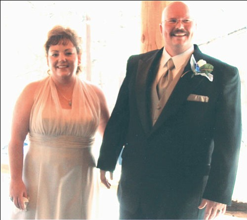Doreen Ruggles and Russell Grogan