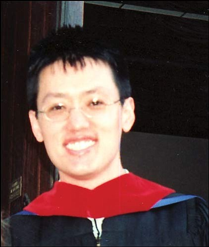 Courtesy<br> Michael Chan will attend Emory University in pursuit of a Ph.D in Hebrew Bible/Old Testament.