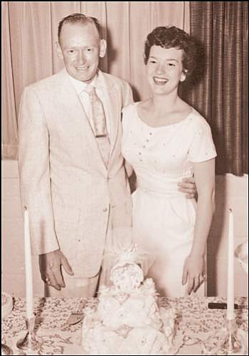 Les and Lyndal Byram 1959