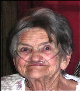 Bertha Marie Bailey