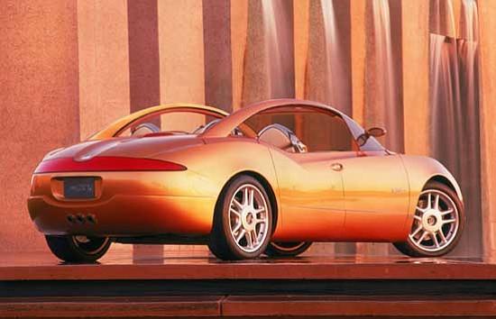 Buick Cielo concept, 1999