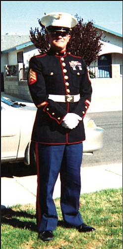 Sgt. Shawn Hicks
