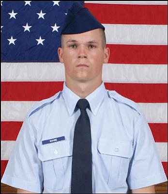 Airman 1st Class Ronald E. Bahre